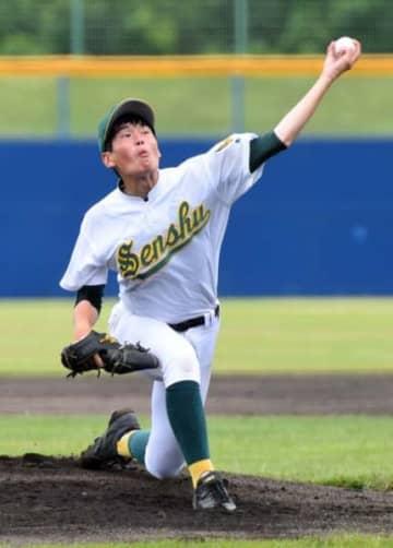 専大北上が惜敗準V 春季東北高校軟式野球