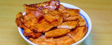 帯広「ぶた丼のとん田」がおいしいのは肉の旨さに精通しているからこそ! 画像