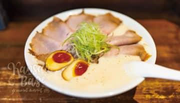 大阪・西中島南方の泡系ラーメン!中華蕎麦と炭焼ローストポーク丼の人気店!喜蕎麦司 きし元 画像