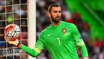 ローマ、ポルトガル代表GK獲得間近に!3年契約で個人合意 画像