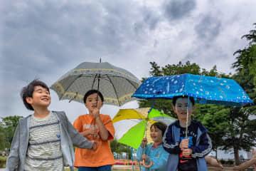 東北地方が梅雨入り 北部は平年より4日遅く