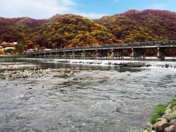 関西で旅行したい場所ランキング 2位「嵐山」、3位「淡路島」