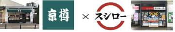 「京樽」と「スシロー」のダブルブランド店舗が誕生!テイクアウト専門店がオープン