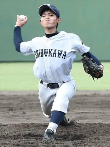 好リリーフでチームを支える渋川の主戦荒木