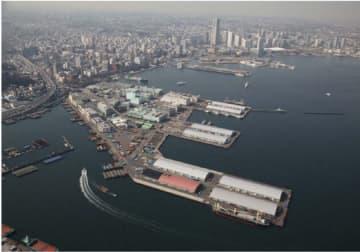 「横浜市山下ふ頭開発基本計画」より