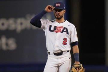 野球米国代表のエディ・アルバレス【写真:Getty Images】
