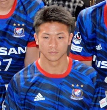 横浜Mの高野選手(資料写真)
