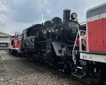 ニュース画像:「真岡鐵道 蒸気機関車 C12 66 が大宮工場を出場、8/7から「SLもおか」営業運転へ復帰」