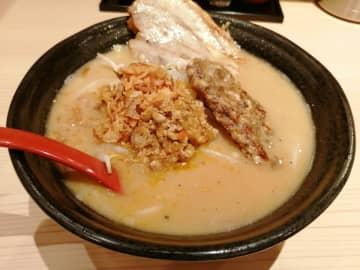 牛たんつくね入り!?仙台駅にオープンした味噌ラーメン専門店で仙台味噌ラーメン