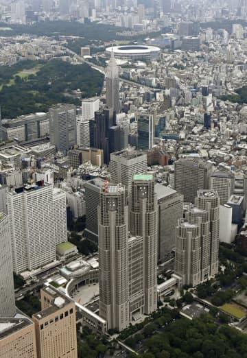 東京、新たに最多4058人感染 コロナ、初の4千人台に 画像