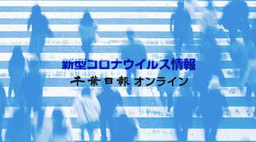 【新型コロナ詳報】千葉県内最多942人感染、連日更新 死者1人 船橋の私立高でクラスター 40代男性が重症、ECMO装着