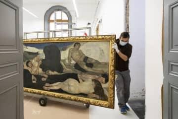 スイスの美術館 女性の作品がいまだに少ないのはなぜ?