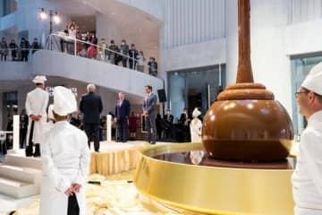 チョコレート博物館に秘められたリンツの野心