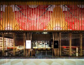 グランドリスボアパレスにオープン予定の日本風居酒屋「谷六居酒屋」の外観イメージ(写真:Grand Lisboa Palace)