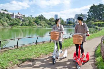 千葉公園近くにカフェ開店 3輪自転車のレンタルも 拓匠開発