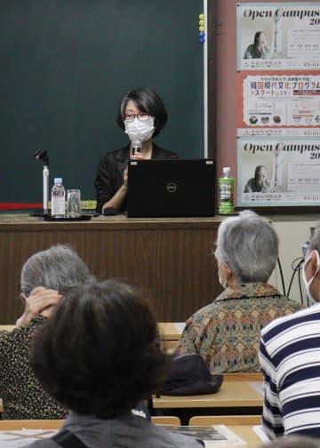 天才絵師河鍋暁斎と伊藤若冲の共通点とは 直木賞の澤田瞳子さんが講演で語る