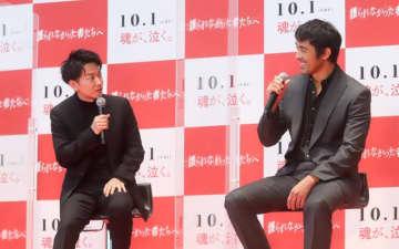 佐藤健、阿部寛に「ずっと聞きたかったこと」を質問攻め 私生活に興味津々