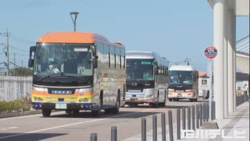 """""""換気性能""""などアピール…9/20は『バスの日』県バス協会が利用促すPR「元気に頑張る姿を」"""