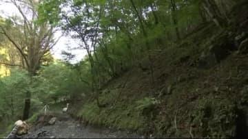 キノコ採りで遭難か 79歳女性死亡<岩手・大槌町>