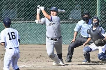 花巻東、4年ぶり頂点 秋季高校野球県大会