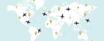 ニュース画像:旅行大国ドイツで人気のフライト目的地は? 短距離から長距離まで国内外別に調査