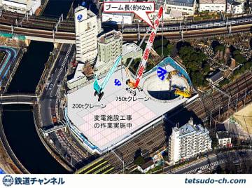 ニュース画像:「リニア中央新幹線 東京側シールドマシンが地下83mからいよいよ掘進!」