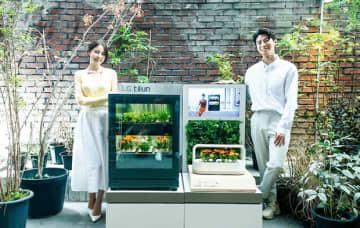 LG電子が発売したLGティウン(tiiun)」(同社提供)