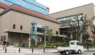大阪市北区が選挙の際、開票所として従来使用している区民ホール