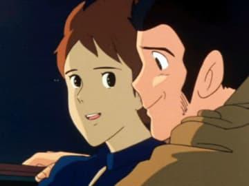 宮崎駿監督が演出した「さらば愛しきルパンよ」 - 原作:モンキー・パンチ(C)TMS