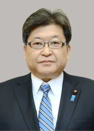 萩生田光一経済産業相