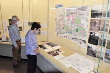 「銀の匙」中勘助が暮らした百年前の平塚の自然 市博物館で景観たどる企画展