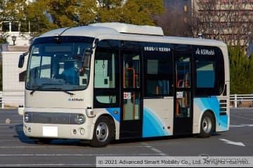 ニュース画像:中部国際空港島で自動運転バスの実証実験へ…10月29日から