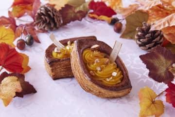 秋の味覚を楽しんで 新作パン「焼き芋焼き上がりました♪」登場 ホテルオークラ東京ベイ