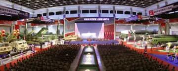 朝鮮の軍事力強化、「最大の敵は自己満足」 国防発展展覧会が閉幕、労働党書記が強調
