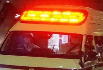 出合い頭に…トラックとタクシーが衝突 乗客の49歳男性死亡 信号のある交差点