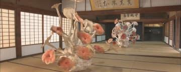 寺院×現代美術の展覧会/滋賀