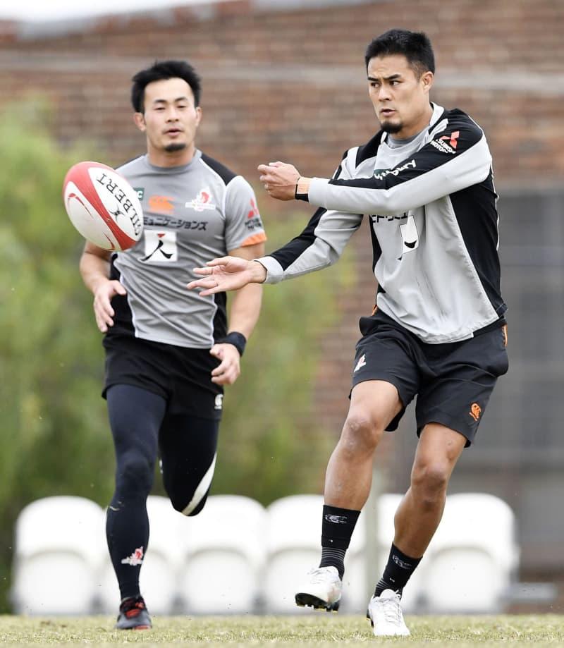 ラグビー、強化試合先発に田村ら 豪遠征中の日本代表候補