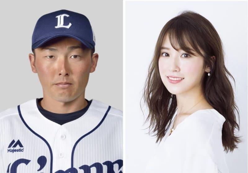 西武の源田、衛藤美彩さんと結婚 元乃木坂46メンバー | 共同通信