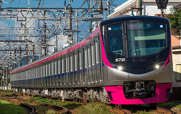 More Keio Liners! Keio Line schedule revision implemented on February 2020, 2