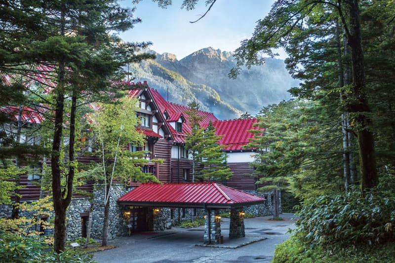 上高地帝国ホテル 2020年度の宿泊予約 2月1日(土)10時より受付開始
