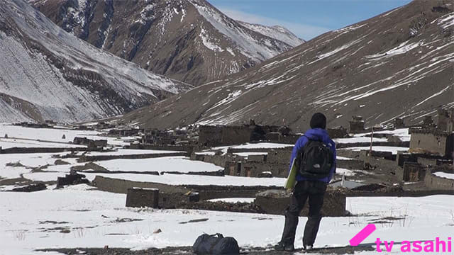 """Amazing director """"Nas D"""" goes to the deepest sacred place in the Himalayas! Over 150 days of long-term coverage, """"Defeat NHK Special ..."""