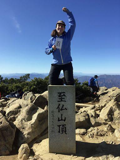 【ヘンリー・レイチェルさん】青森県むつ市の国際交流推進員が日本百名山完登!二百名山にも意欲