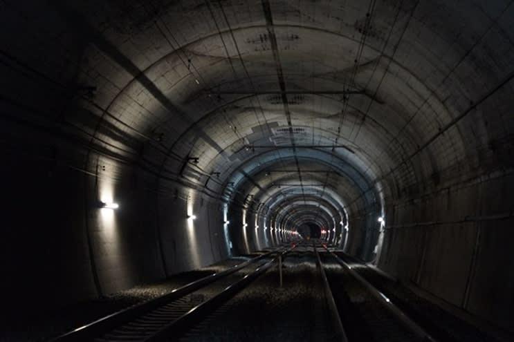 臨時特急ラビュー内で仮眠も ナイトウォーキングツアー「正丸トンネルを歩こう」――西武