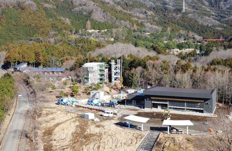 スポーツクライミング全種目制覇 丹沢に体験施設誕生へ