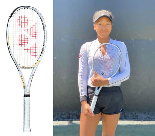 🧑🎨|大坂なおみがデザインをプロデュース!テニスラケット「EZONE NAOMI OSAKA LIM…