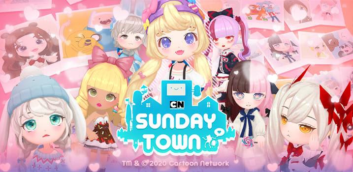 Cartoon Network Sundaytown Japan Pre Registration Campaign Started Portalfield News
