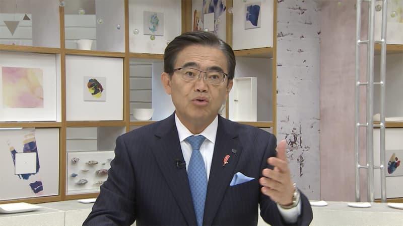 左翼 愛知県知事