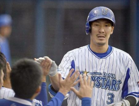 DeNAの頼れる2番打者!梶谷隆幸選手