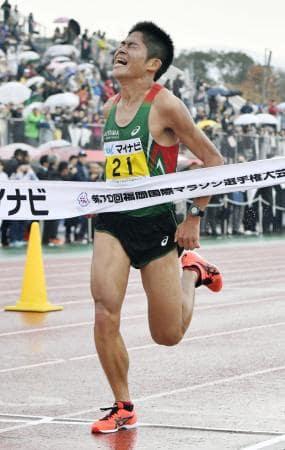 公務員ランナーは走り続ける!川内優輝選手