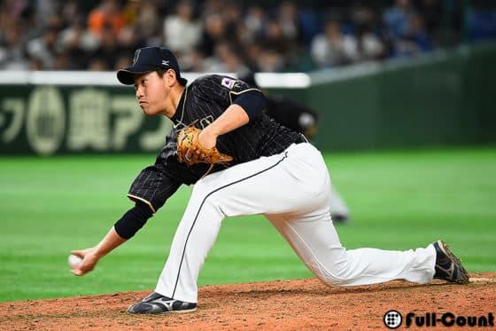 【オールスター出場選手情報】日本の守護神!牧田和久選手